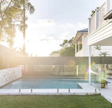 Building and Swimming pool renovation